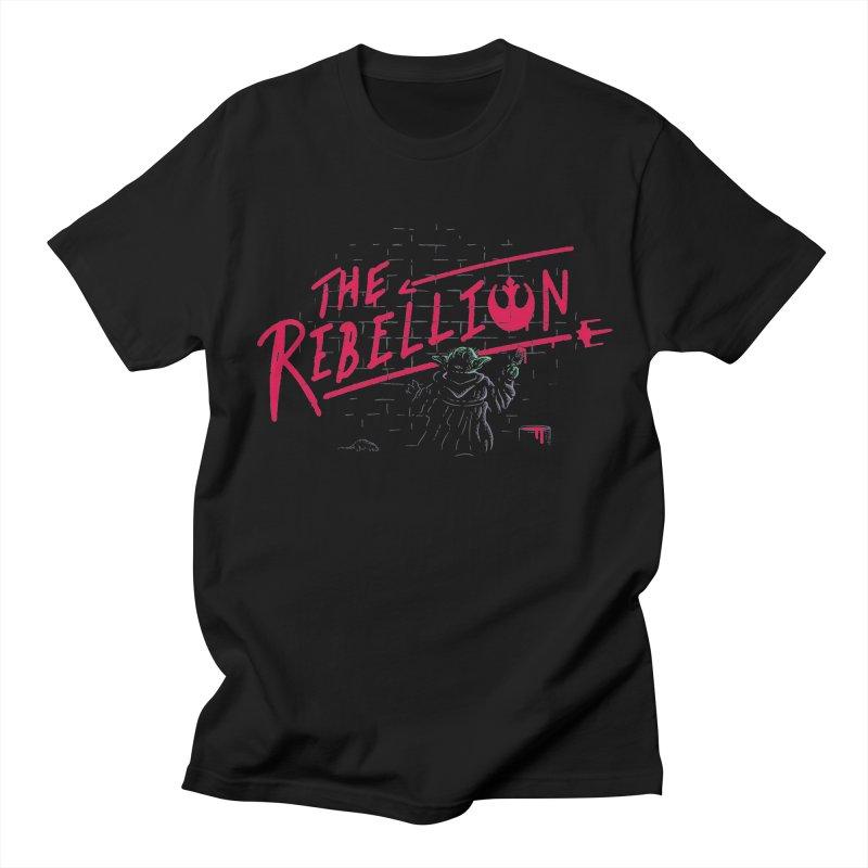 Little Rebel Men's T-Shirt by Gamma-Ray Designs
