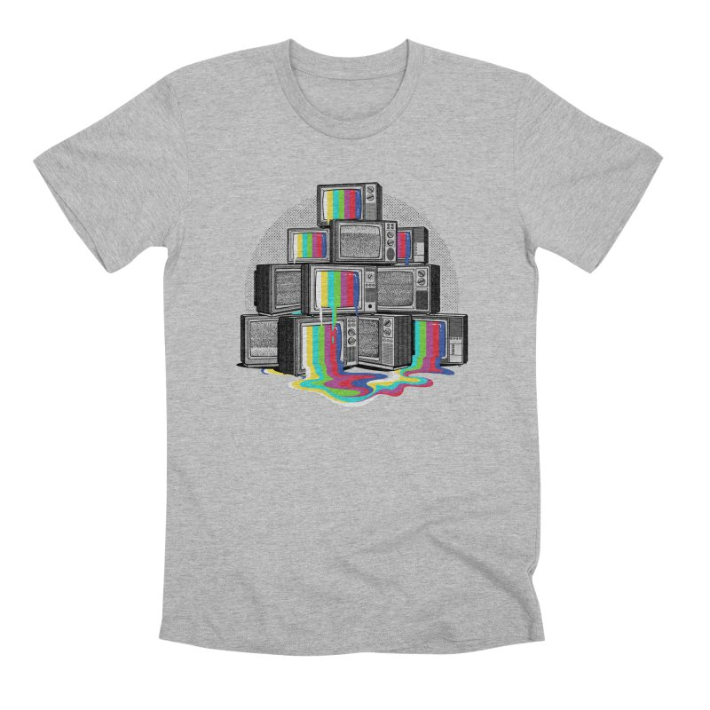 Technical Difficulties Men's T-Shirt by Gamma-Ray Designs