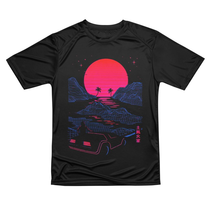 Midnight Cruise Women's T-Shirt by Gamma-Ray Designs