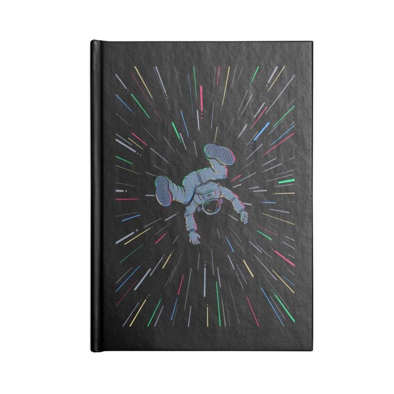 Interstellar Accessories Notebook by Gamma-Ray Designs