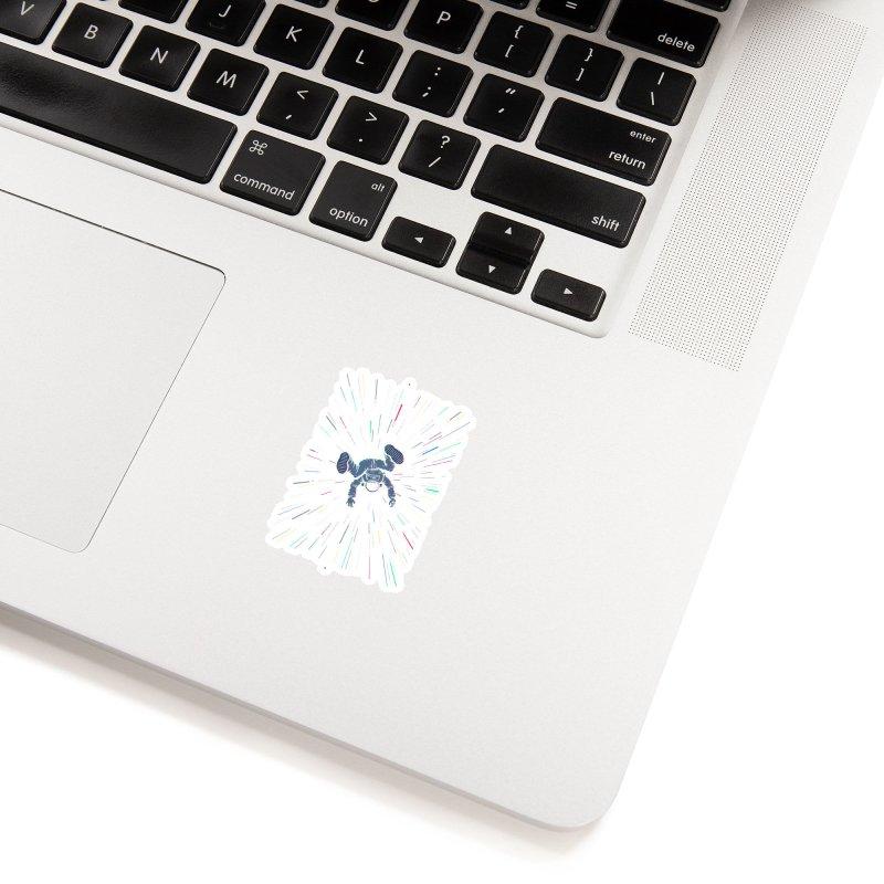 Interstellar Accessories Sticker by Gamma-Ray Designs