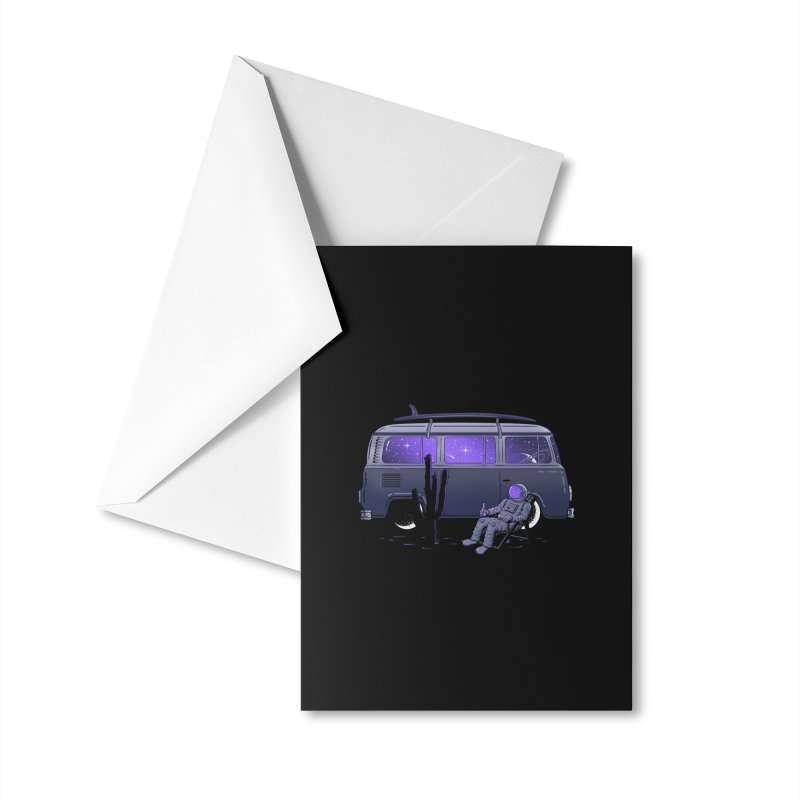 Star Trippin Accessories Greeting Card by Gamma-Ray Designs