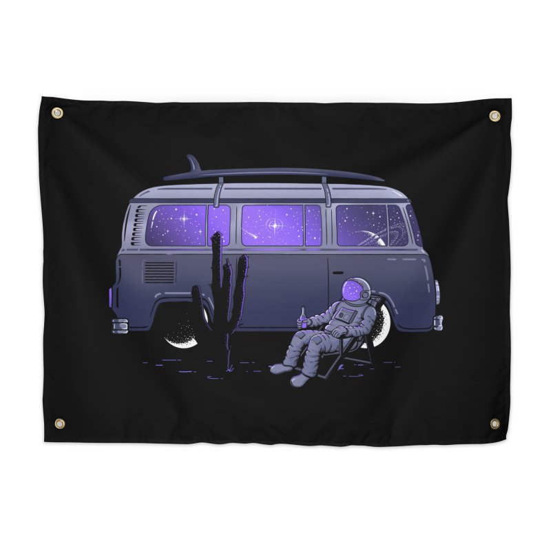 Star Trippin Home Tapestry by Gamma-Ray Designs