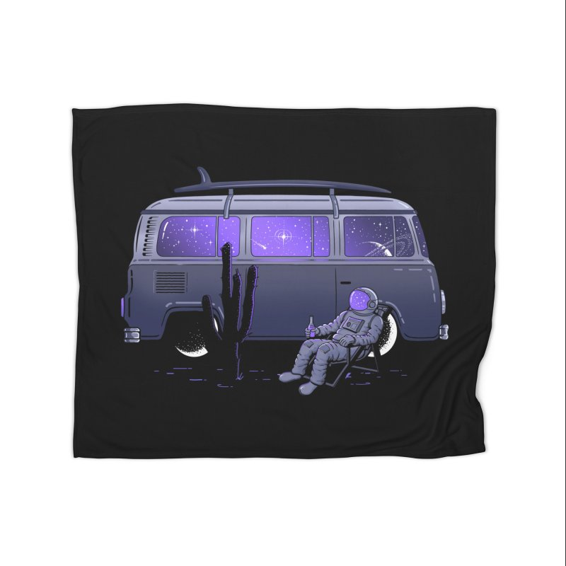 Star Trippin Home Blanket by Gamma-Ray Designs