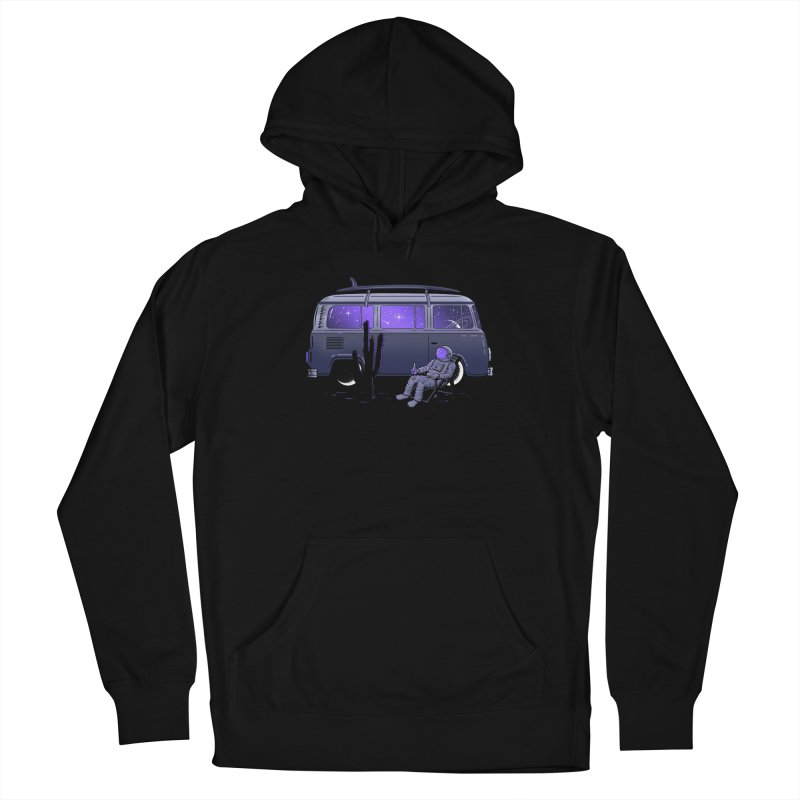 Star Trippin Men's Pullover Hoody by Gamma-Ray Designs