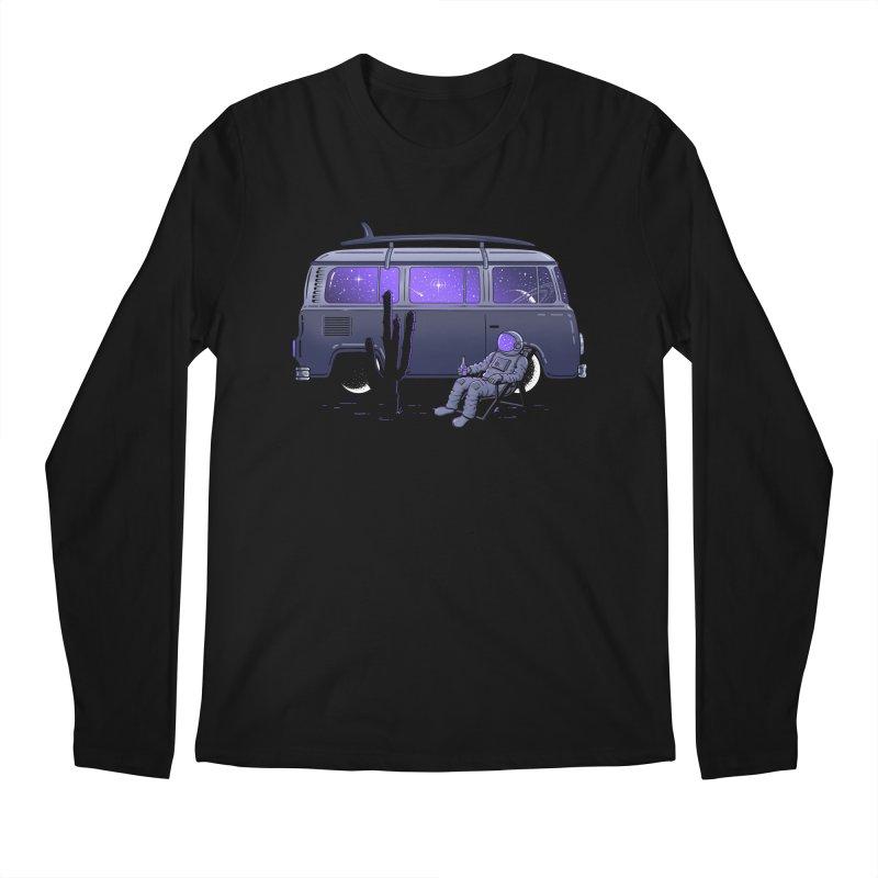Star Trippin Men's Longsleeve T-Shirt by Gamma-Ray Designs
