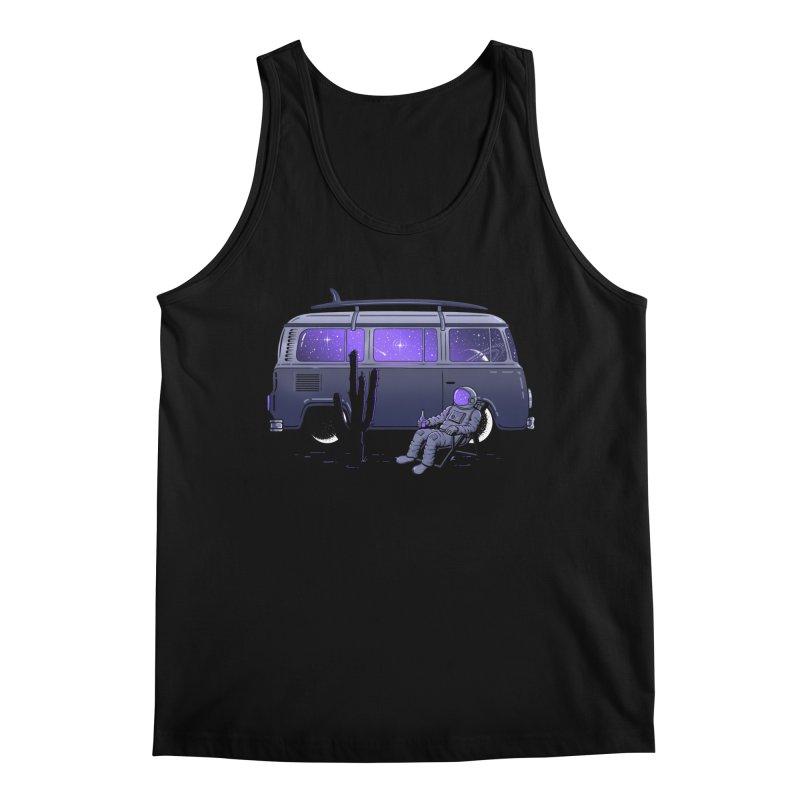 Star Trippin Men's Tank by Gamma-Ray Designs