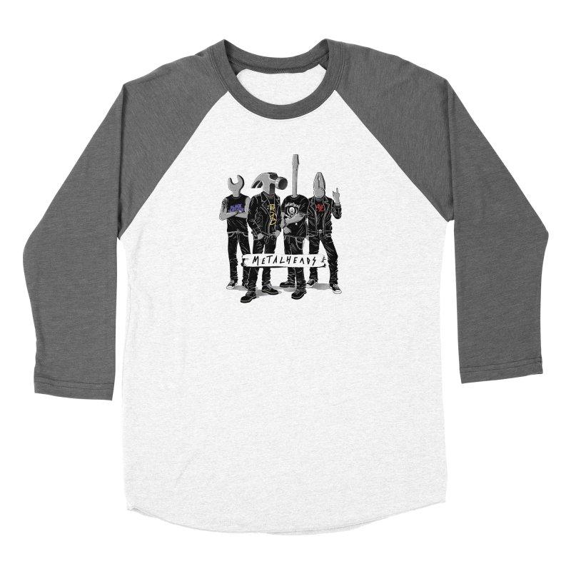 Metalheads Women's Longsleeve T-Shirt by Gamma-Ray Designs