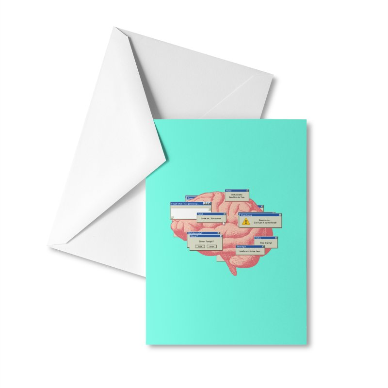 ALT of CTRL Accessories Greeting Card by Gamma-Ray Designs