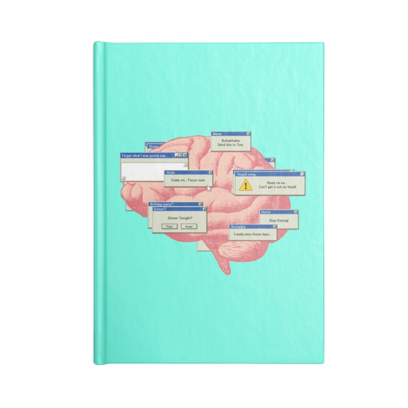 ALT of CTRL Accessories Notebook by Gamma-Ray Designs