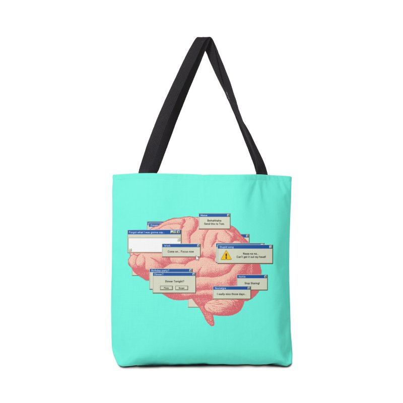 ALT of CTRL Accessories Bag by Gamma-Ray Designs
