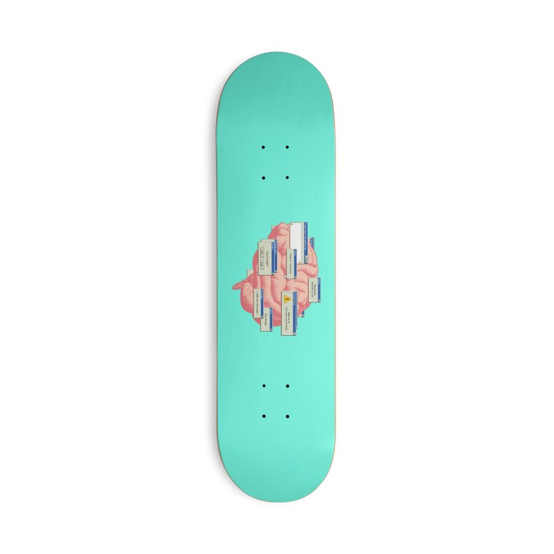 ALT of CTRL Accessories Skateboard by Gamma-Ray Designs