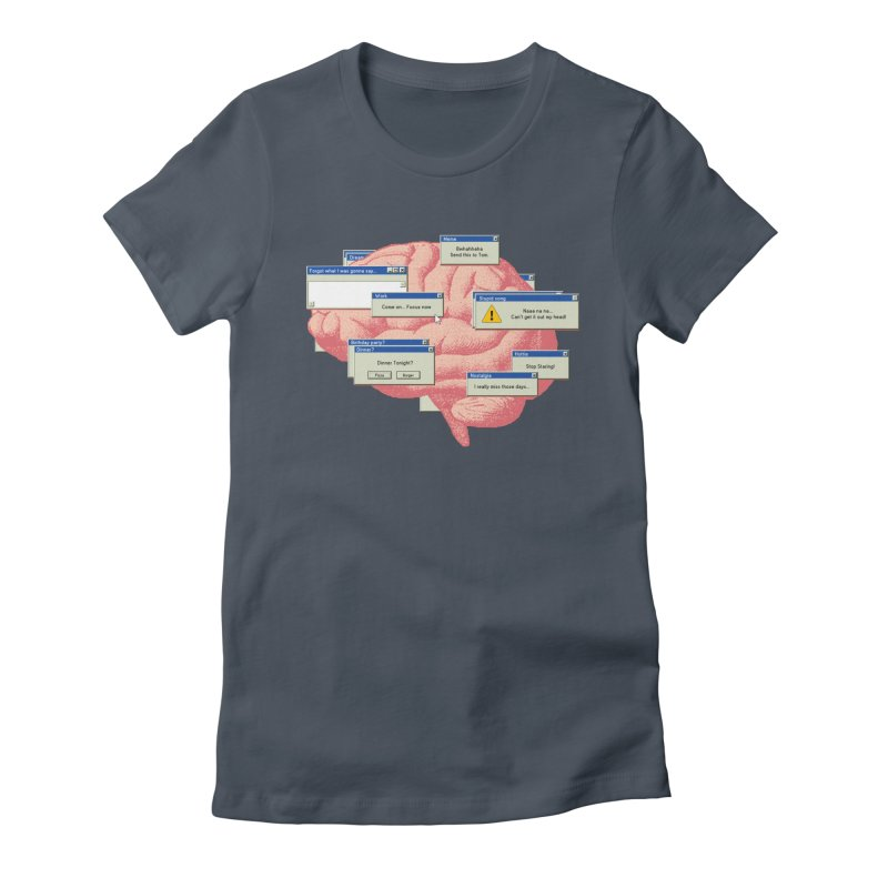 ALT of CTRL Women's T-Shirt by Gamma-Ray Designs