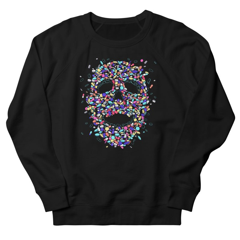 Pills Women's Sweatshirt by Gamma-Ray Designs