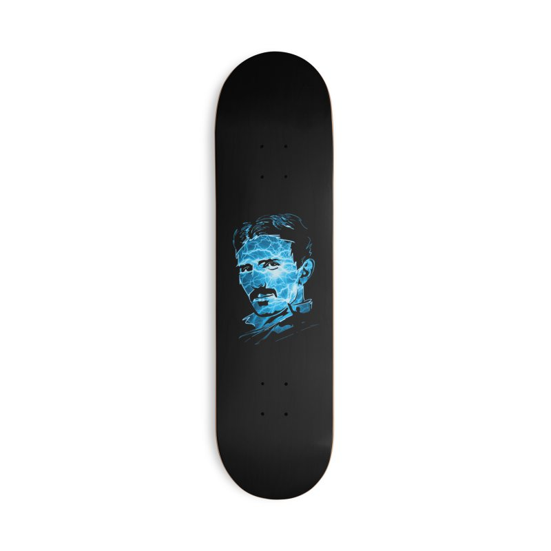Nikola Accessories Skateboard by Gamma-Ray Designs