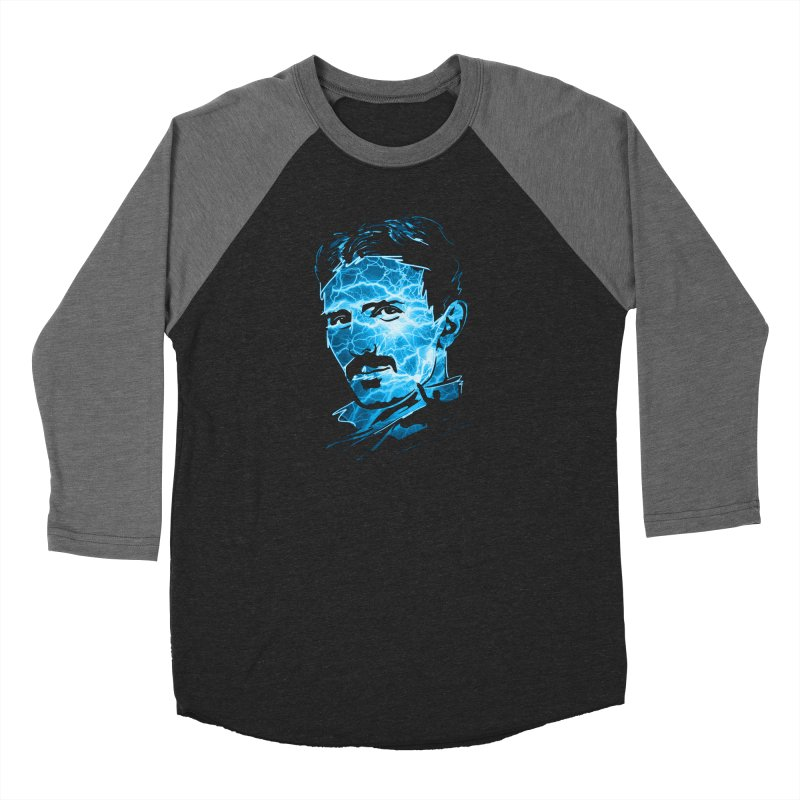 Nikola Women's Longsleeve T-Shirt by Gamma-Ray Designs