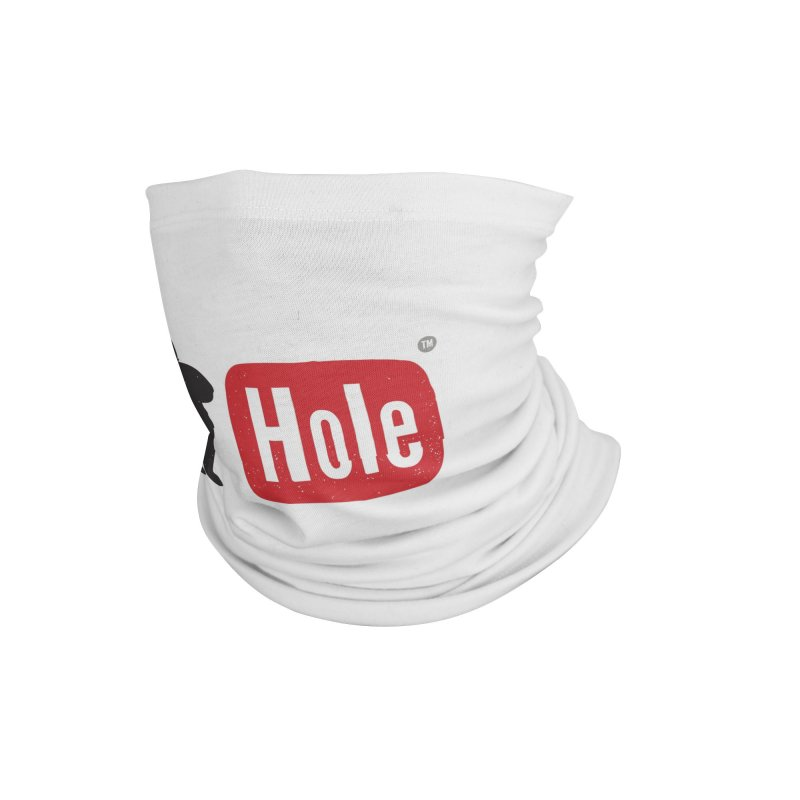 Down the rabbit hole Accessories Neck Gaiter by Gamma-Ray Designs