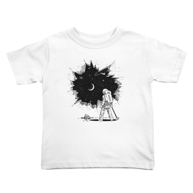Breakthrough (to the other side) 1 Kids Toddler T-Shirt by Gamma-Ray Designs