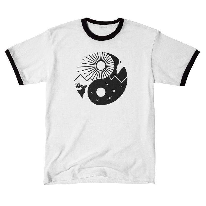 Balance (White) Women's T-Shirt by Gamma-Ray Designs