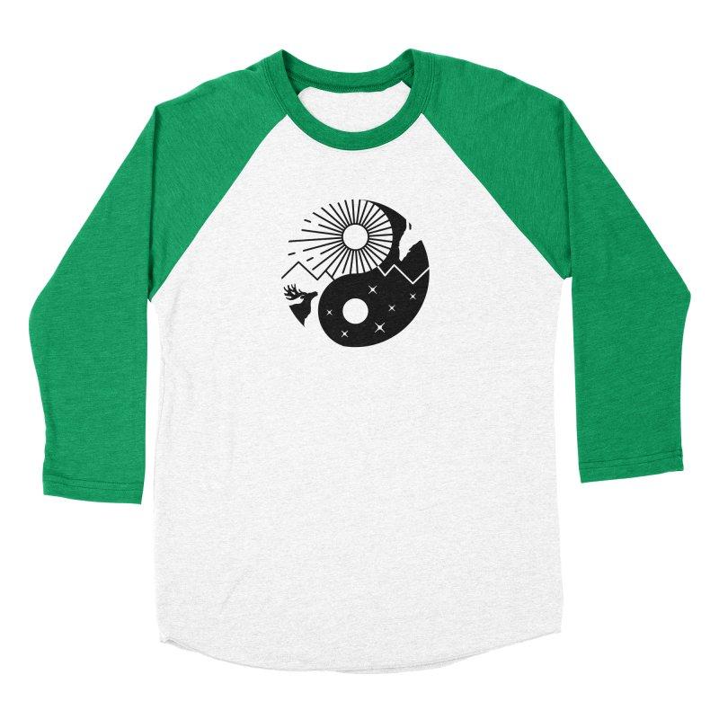 Balance (White) Men's Longsleeve T-Shirt by Gamma-Ray Designs
