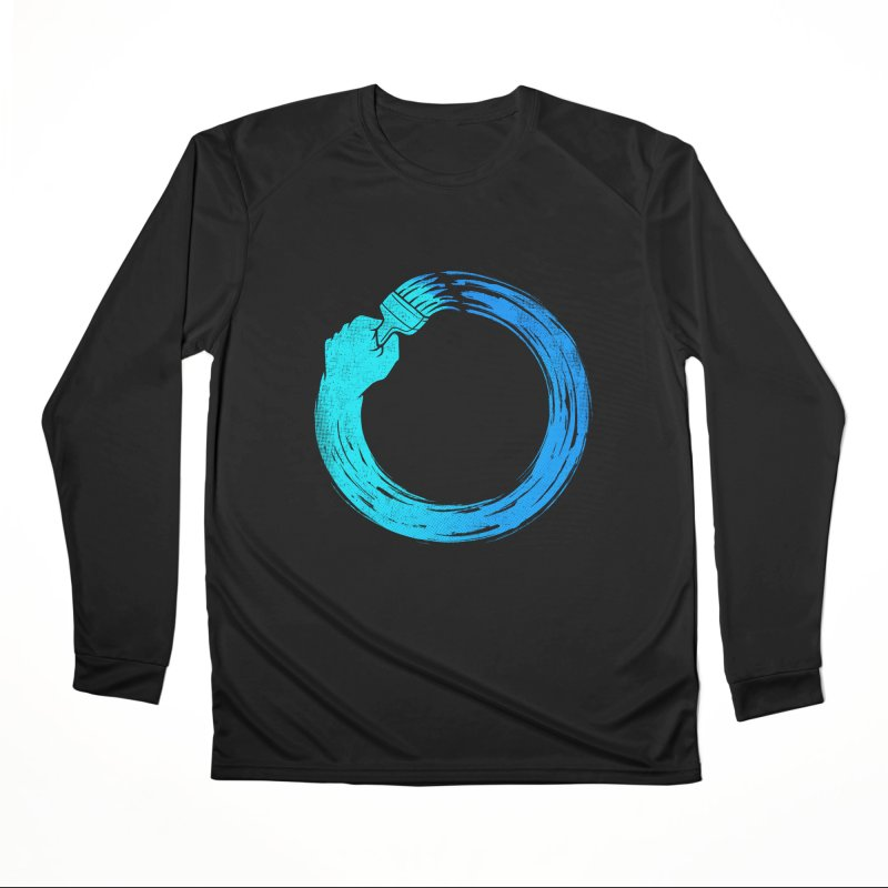 Create Yourself Men's Longsleeve T-Shirt by Gamma-Ray Designs