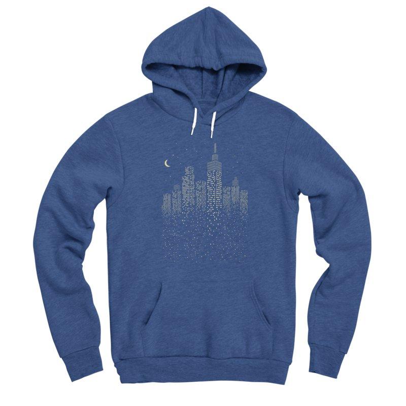 Disintegration Men's Pullover Hoody by Gamma-Ray Designs