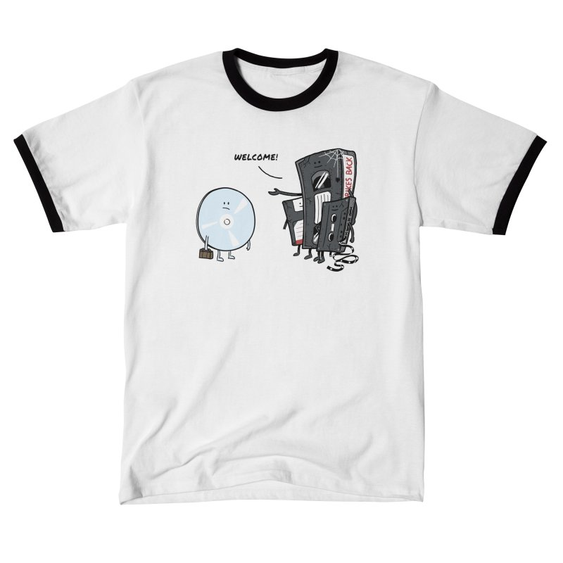 Getting Old Men's T-Shirt by Gamma-Ray Designs