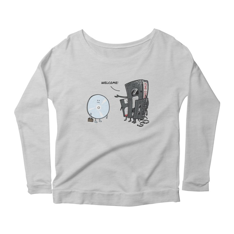 Getting Old Women's Longsleeve T-Shirt by Gamma-Ray Designs