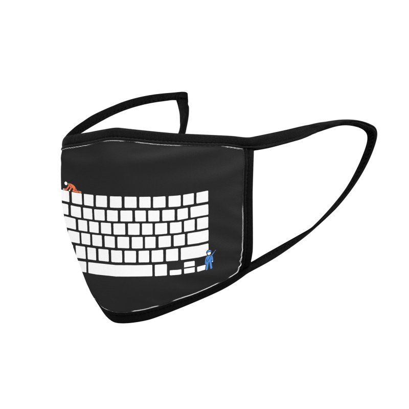Escape Accessories Face Mask by Gamma-Ray Designs