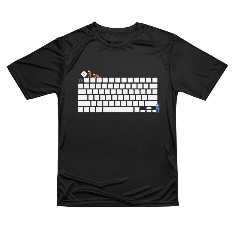 Escape Men's T-Shirt by Gamma-Ray Designs