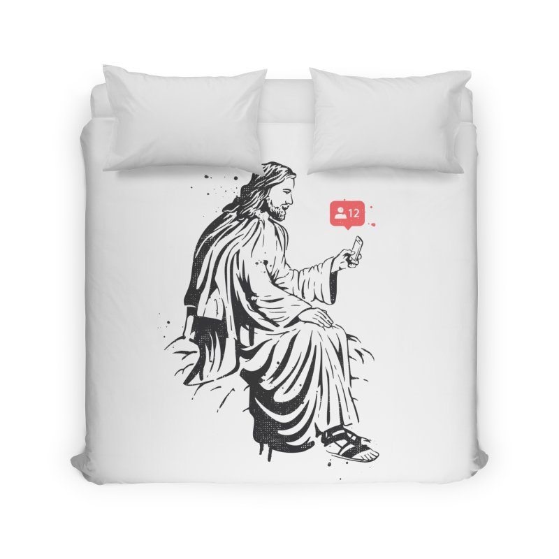 12 Followers Home Duvet by Gamma-Ray Designs