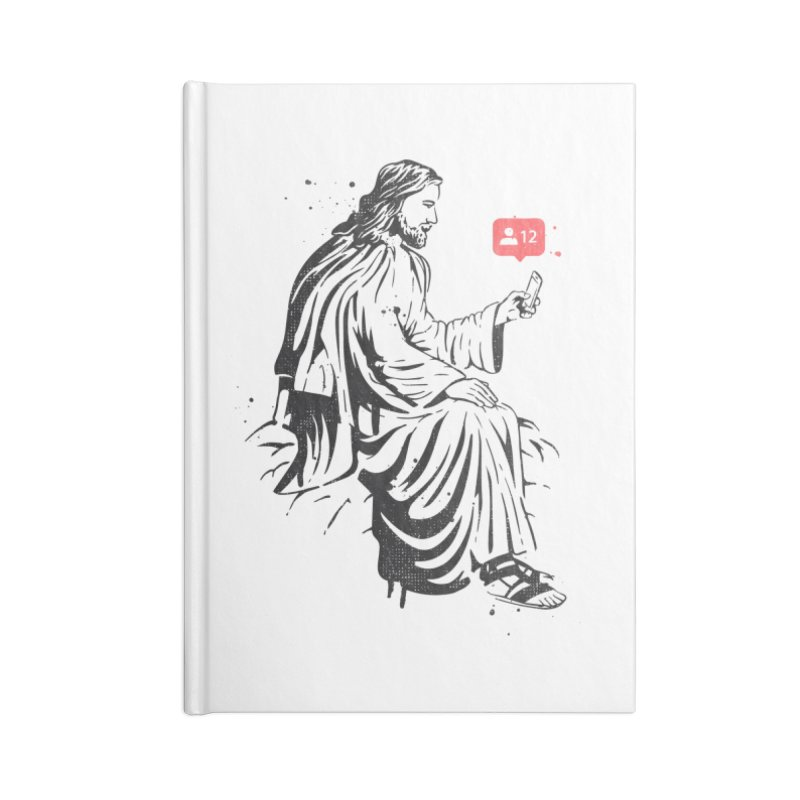 12 Followers Accessories Notebook by Gamma-Ray Designs