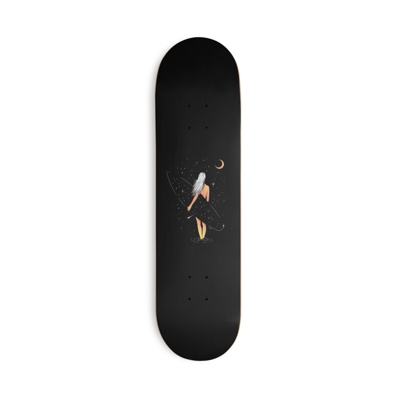 Soul Surfer Accessories Skateboard by Gamma-Ray Designs