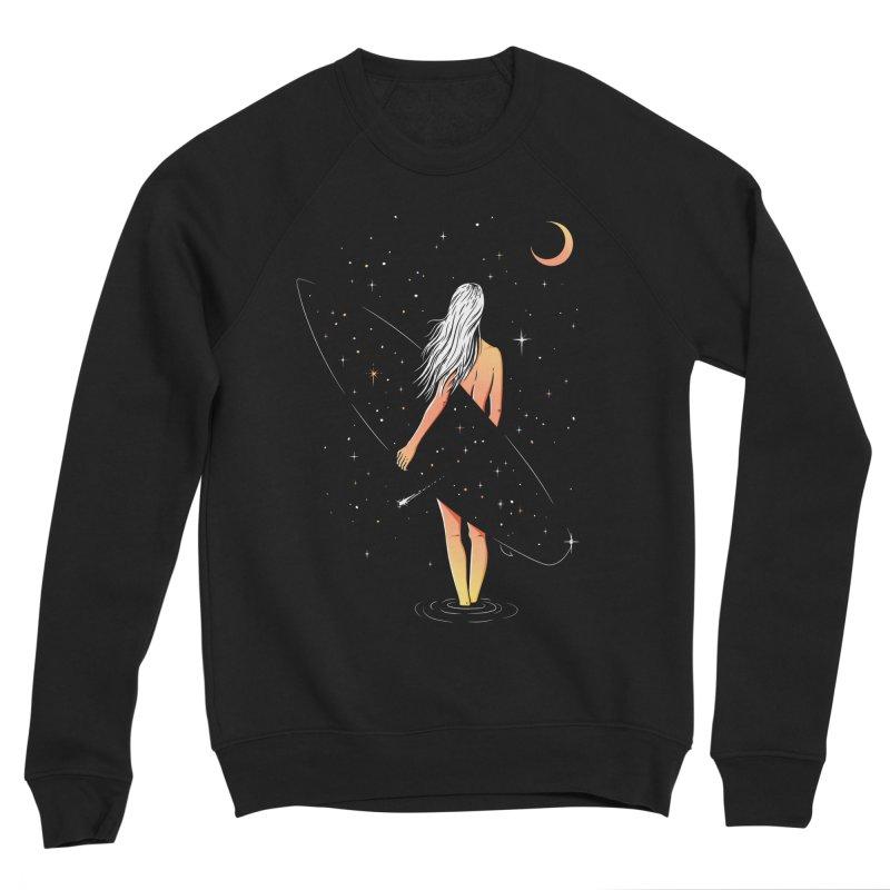 Soul Surfer Women's Sweatshirt by Gamma-Ray Designs