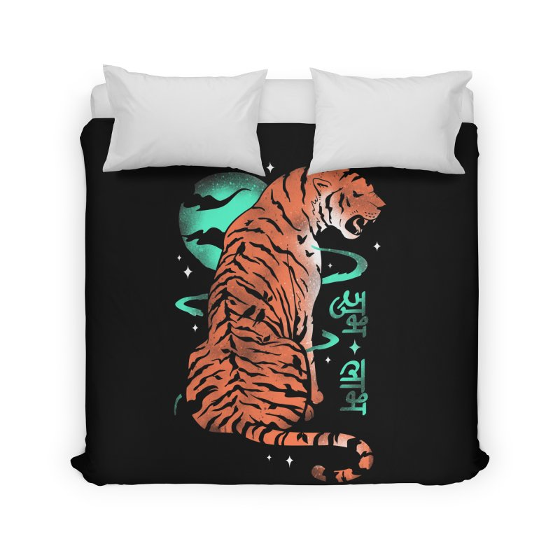 The Jungle Within Home Duvet by Gamma-Ray Designs
