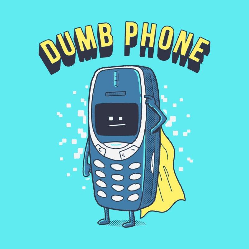 Dumb Phone Accessories Mug by Gamma-Ray Designs