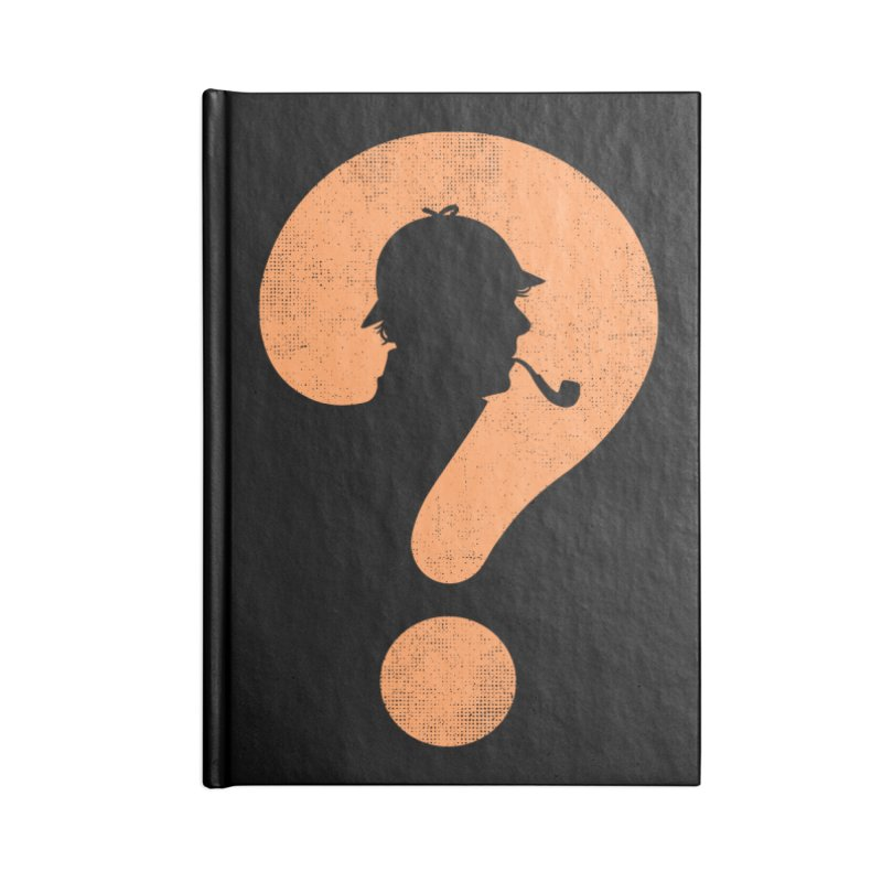 Mystery Accessories Notebook by Gamma-Ray Designs