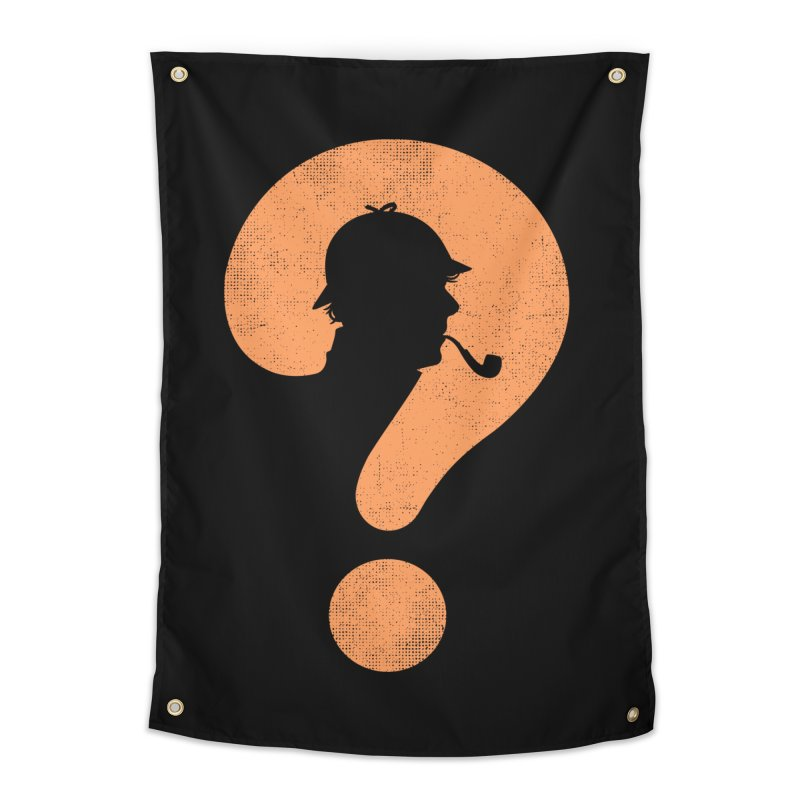 Mystery Home Tapestry by Gamma-Ray Designs