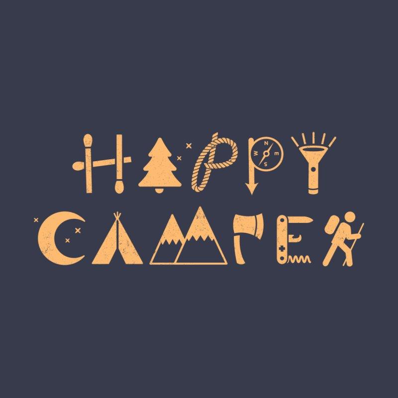 Happy Camper by Gamma-Ray's Artist Shop