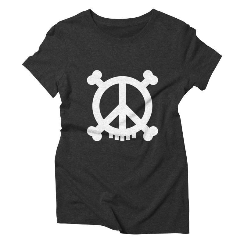 Peaceful Pirate : My Logo (white)   by Stephen Petronis's Shop