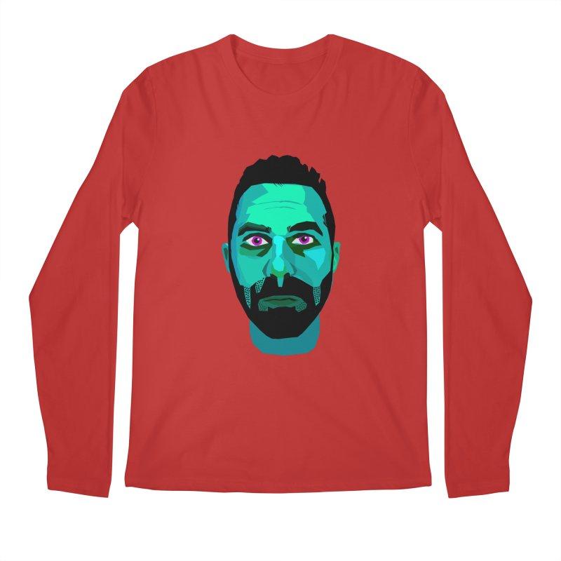 Eric's Face Men's Longsleeve T-Shirt by Stephen Petronis's Shop