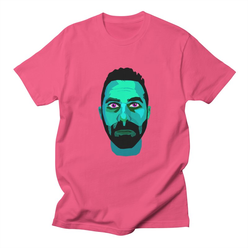 Eric's Face Men's T-shirt by Stephen Petronis's Shop