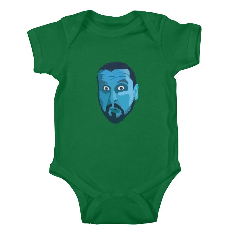 Jay Today Kids Baby Bodysuit by Stephen Petronis's Shop