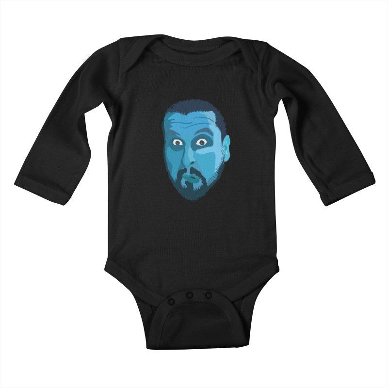 Jay Today Kids Baby Longsleeve Bodysuit by Stephen Petronis's Shop
