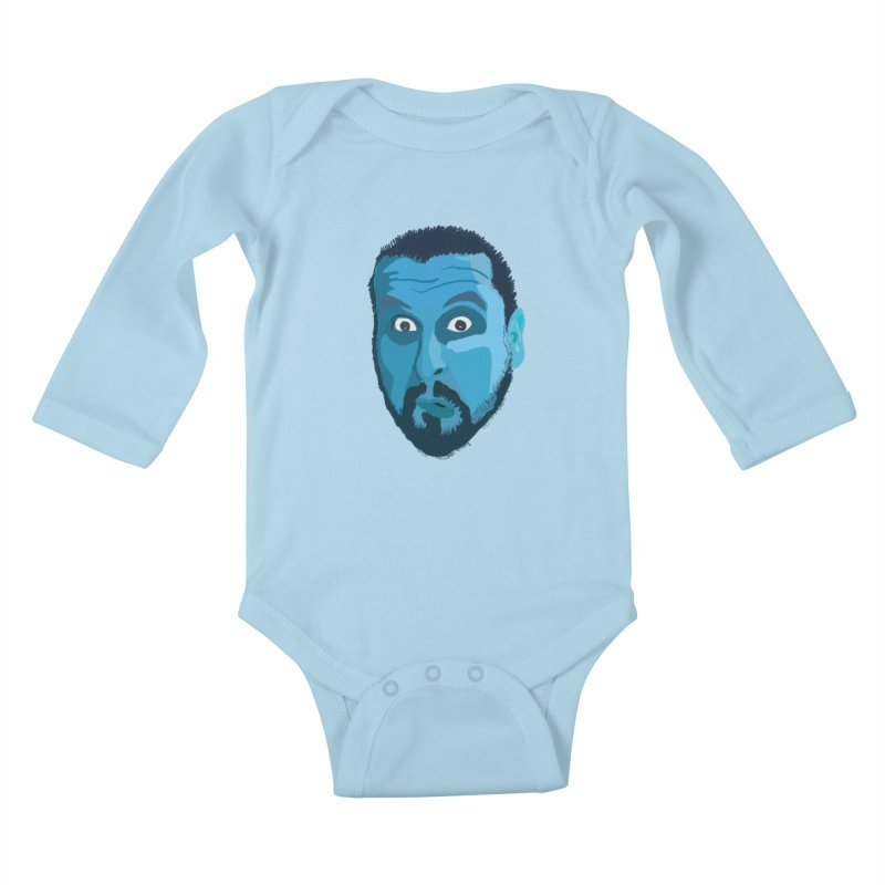 Jay Today Kids Baby Longsleeve Bodysuit by Stephen Petronis's Shop