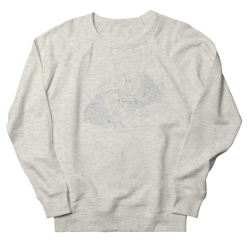 Birds OF a Feather (white) Women's Sweatshirt by Stephen Petronis's Shop