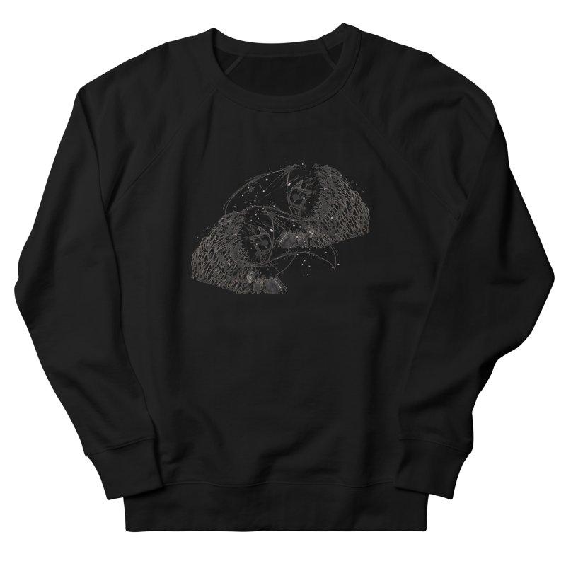 Birds Of A Feather (black) Women's Sweatshirt by Stephen Petronis's Shop