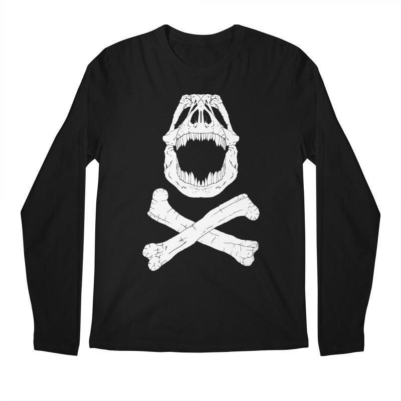 Jolly Rex Men's Longsleeve T-Shirt by Ganto's Artist Shop