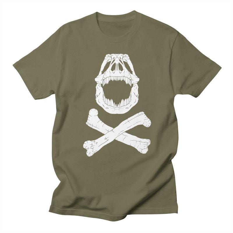 Jolly Rex Men's T-shirt by Ganto's Artist Shop