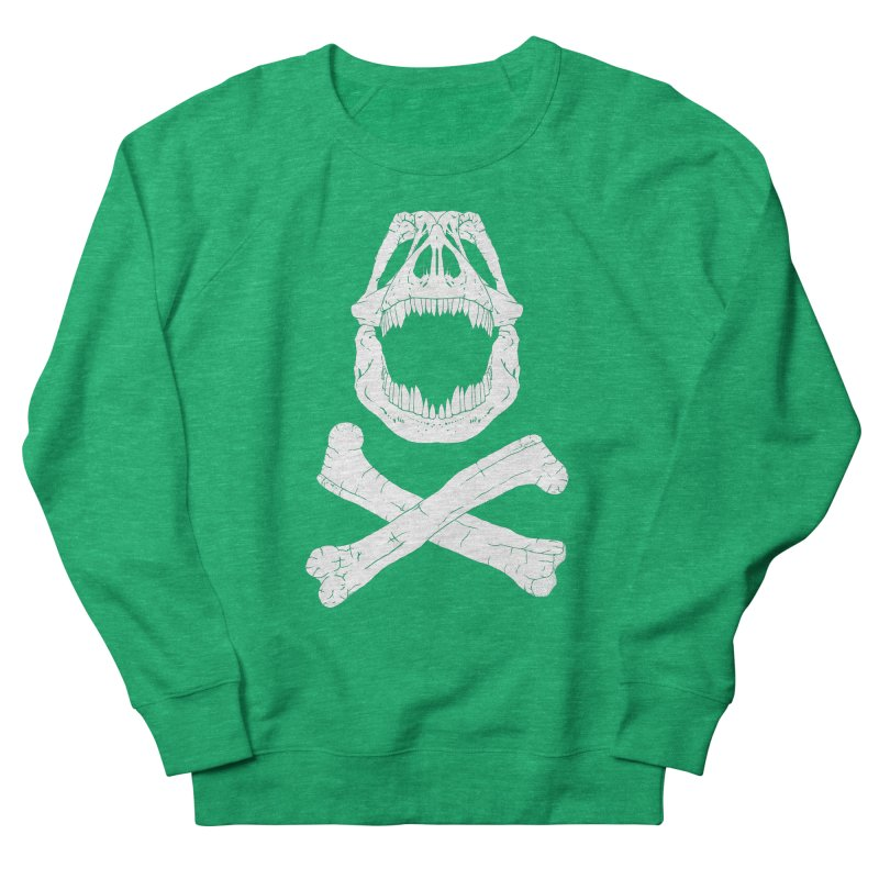 Jolly Rex Women's Sweatshirt by Ganto's Artist Shop